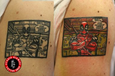 Deadpool-tattoo