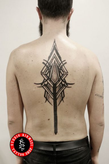 Tribal-Tattoo-geometrik-tattoo