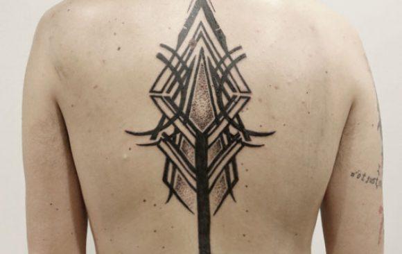 Tribal-Tattoo-geometrik-tattoo