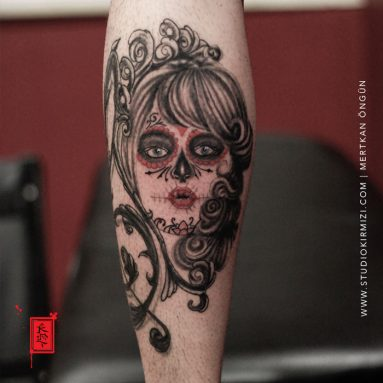 sugar-skull-tattoo-dovme