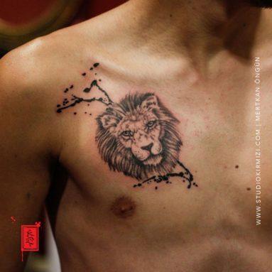 aslan-dovmesi-galatasaray-dovme-gs-tattoo