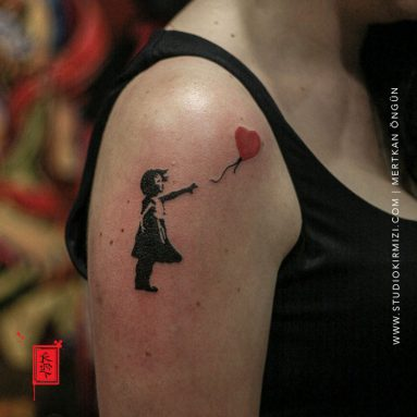 banksy-tattoo