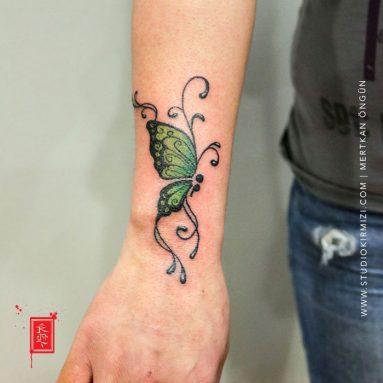 kelebek-dovme-butterfly-tattoo-bayan-dovme-modelleri
