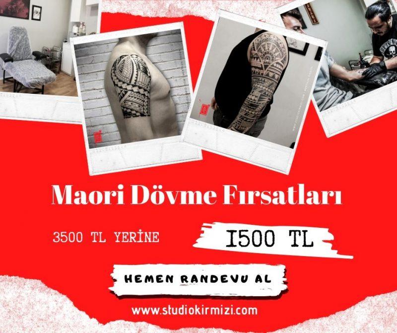 maori dövme fiyatları