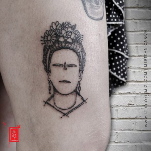 Frida Tattoo