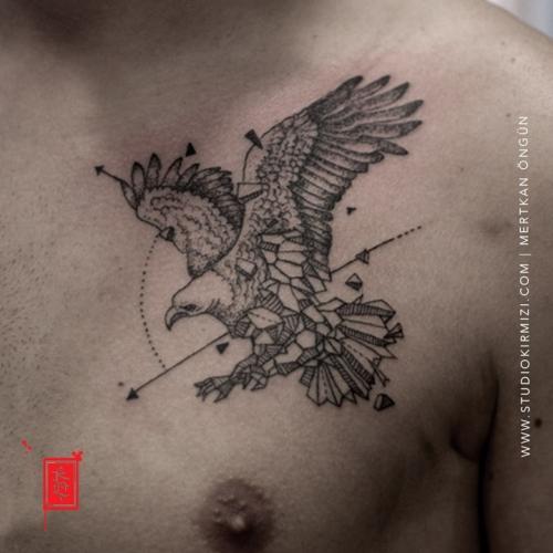 eagle-tattoo-kartal-dovmesi-bjk-tattoo-besiktas-tattoo