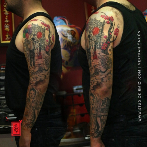 erkek-kol-kapatma-dovmeleri-ful-arm-tattoo