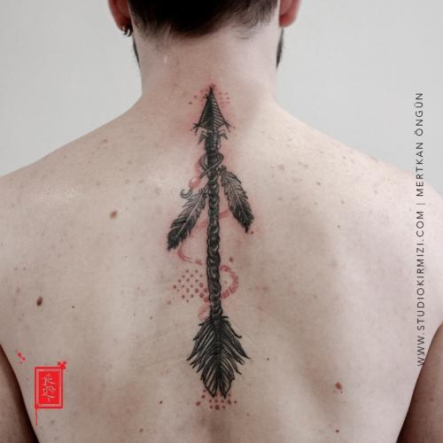 ok-dovmesi-arrow-tattoo-abstract-tattoo-abstract-dovme