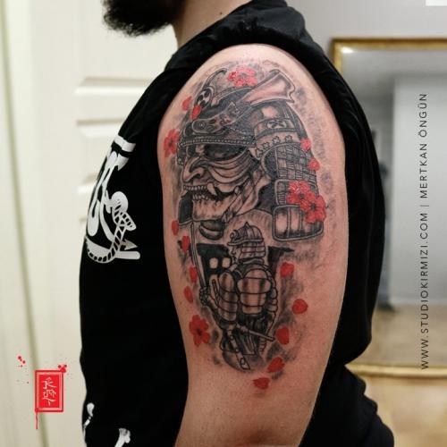 samuray-dovmesi-samurai-tattoo-erkek-kol-dovmeleri-dovme-modelelri